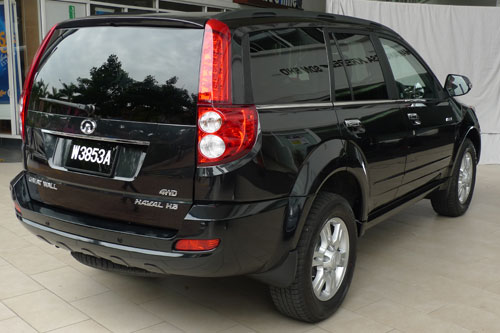 Great Wall Motor Comes To Malaysia Haval Diesel Suv At Rm120k