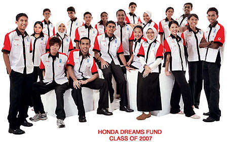 Honda Dreams Fund