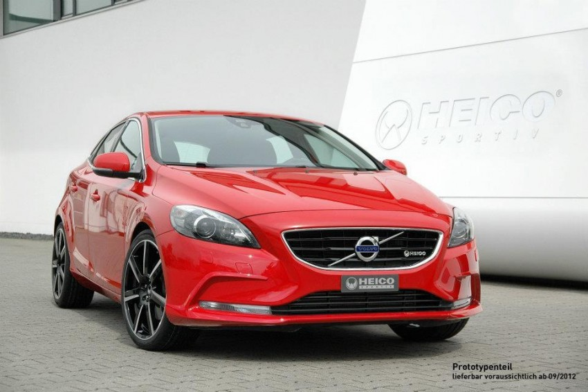 Heico tuned Volvo V40 looking good – 270 PS now Image #112608