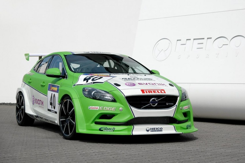 Heico tuned Volvo V40 looking good – 270 PS now Image #112610