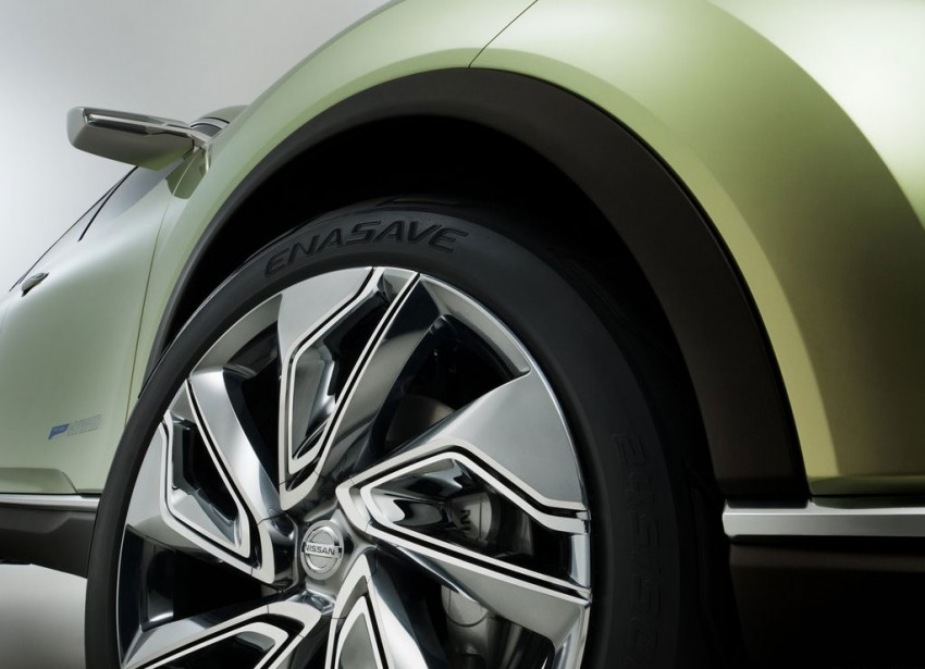 Nissan Hi-Cross Concept previews seven-seat crossover Image #91519