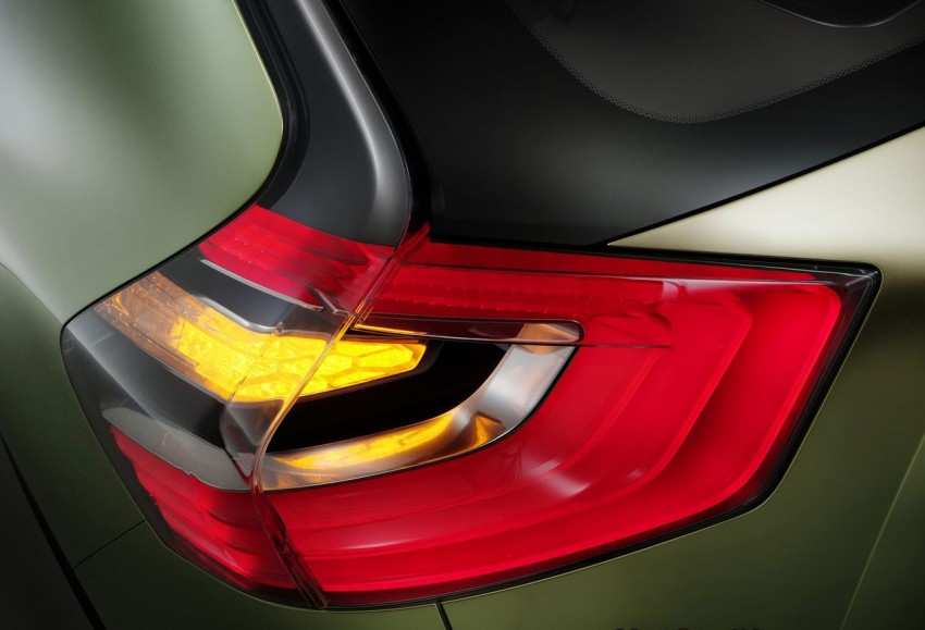 Nissan Hi-Cross Concept previews seven-seat crossover Image #91523