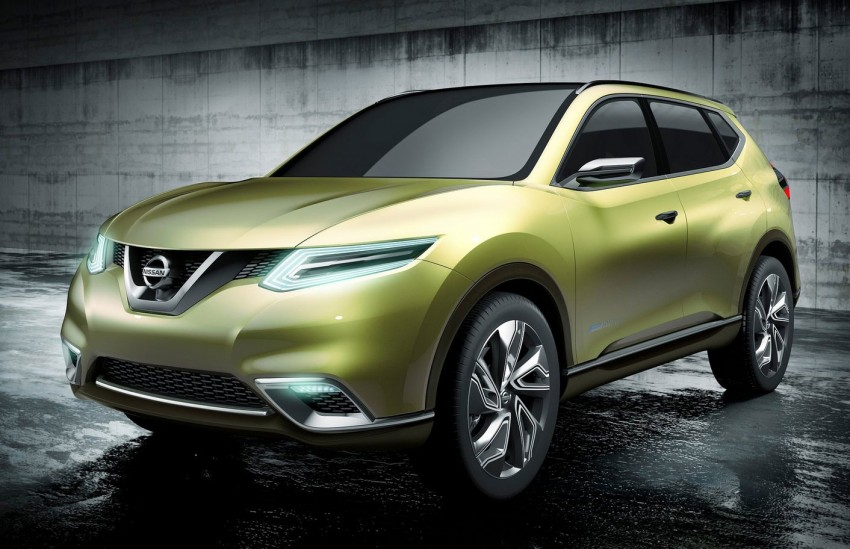 Nissan Hi-Cross Concept previews seven-seat crossover Image #91524