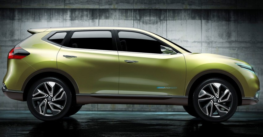 Nissan Hi-Cross Concept previews seven-seat crossover Image #91527
