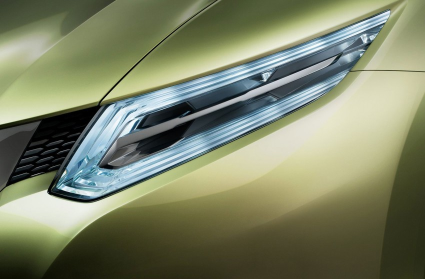Nissan Hi-Cross Concept previews seven-seat crossover Image #91528