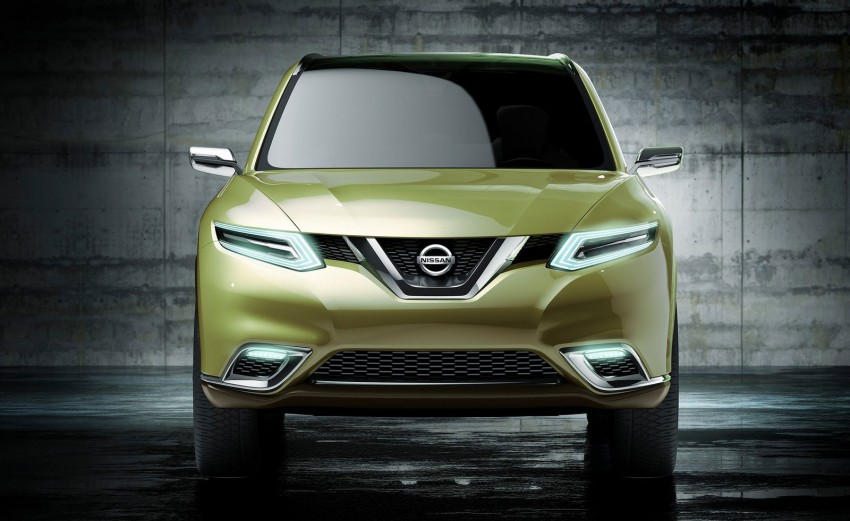 Nissan Hi-Cross Concept previews seven-seat crossover Image #91529