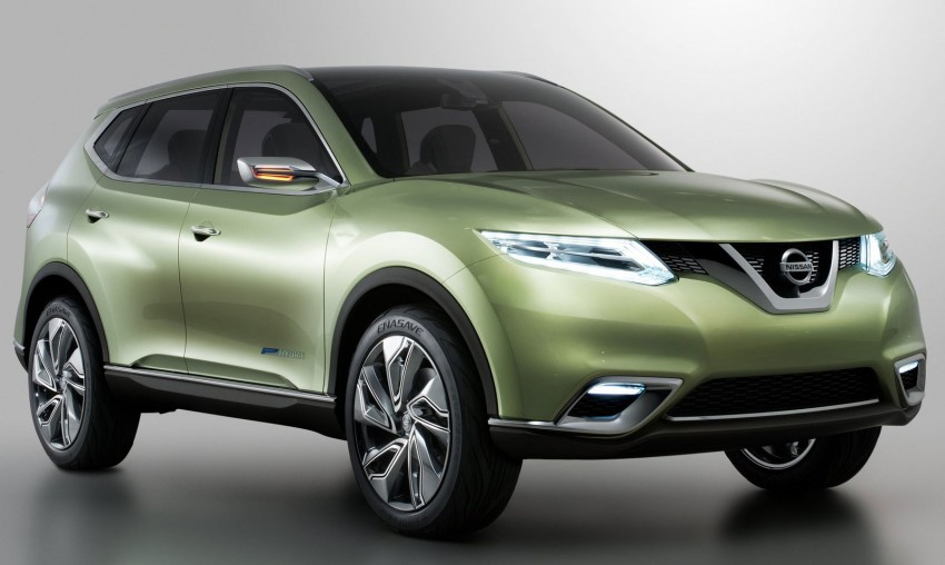 Nissan Hi-Cross Concept previews seven-seat crossover Image #91581