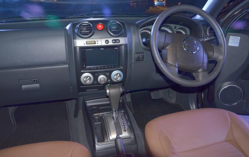 Isuzu D-Max HI-DEF – limited edition run of 210 units Image #112584
