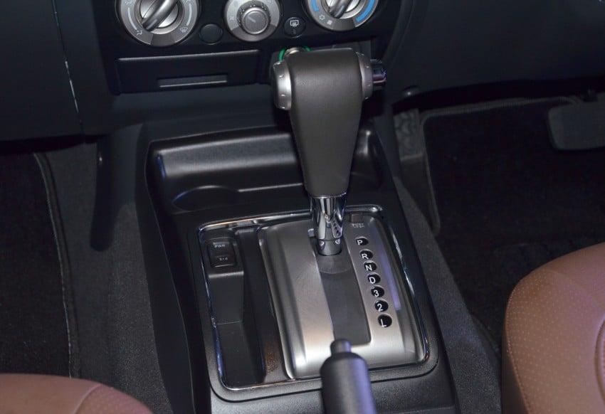 Isuzu D-Max HI-DEF – limited edition run of 210 units Image #112585
