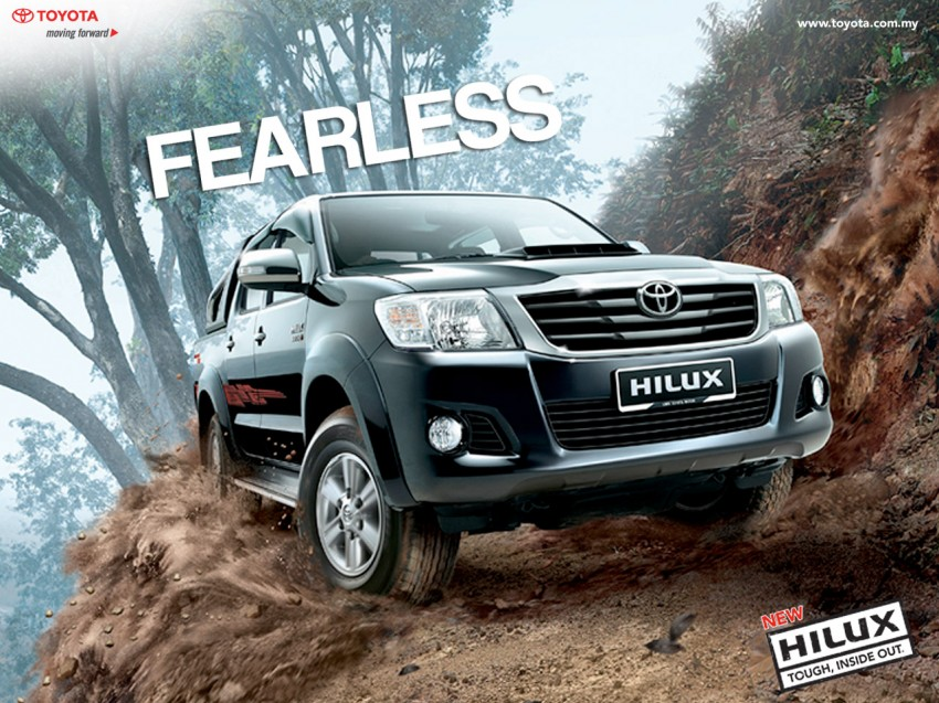 Toyota Hilux and Fortuner – 2.5L VNT D-4D intercooled engine 2012 MY versions coming, order books open Image #125077