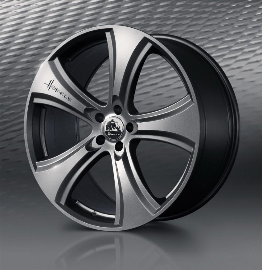 Hofele-Design works its magic on the Audi Q7 Image #151612