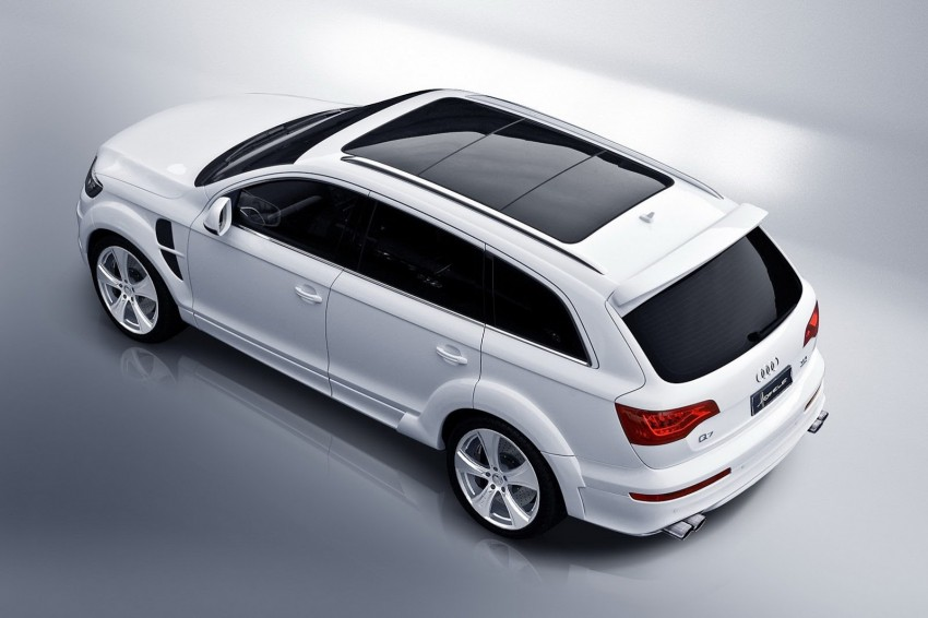 Hofele-Design works its magic on the Audi Q7 Image #151604