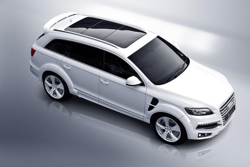 Hofele-Design works its magic on the Audi Q7 Image #151606