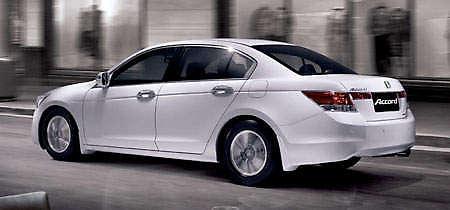 New Honda Accord 20 VTi L Variant Launched