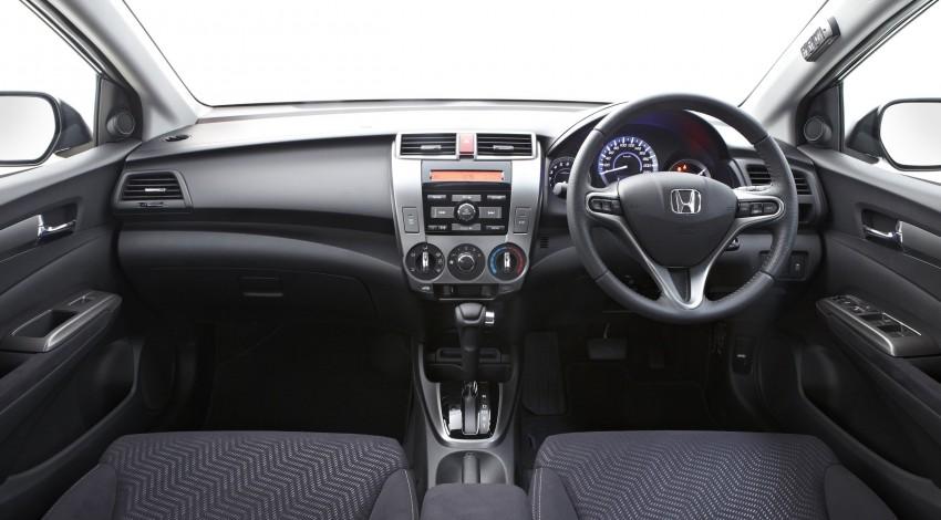 Honda City facelift – how the 2012 model shapes up Image #103800