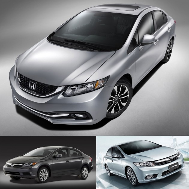 honda-civic-facelift-2013-comparison