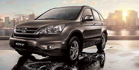 Honda cr v facelift 2010 in malaysia adds more safety for Vsa honda crv
