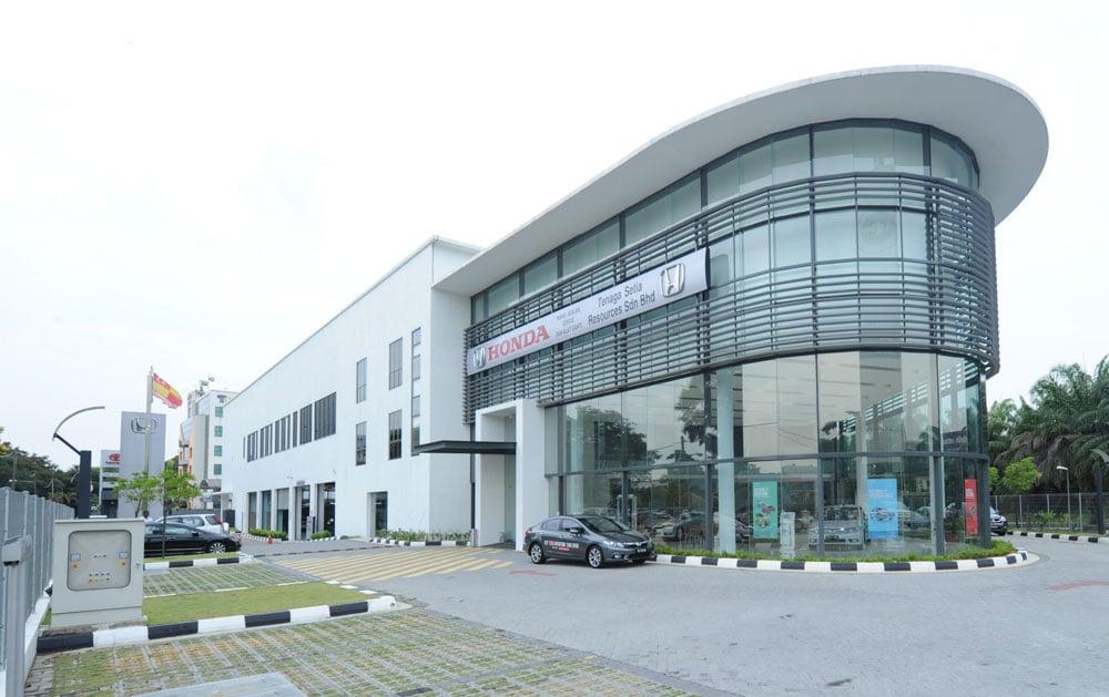 New Honda 4s Dealership Opens In Seksyen 51 Pj