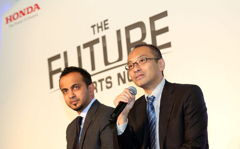 Honda Malaysia plans five new models for 2013, targets 64,000 units and 10% market share Image #153512