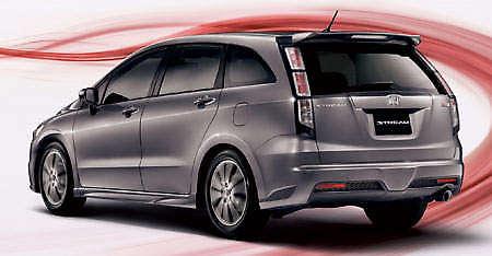 Honda Stream RSZ Facelift now in Malaysia