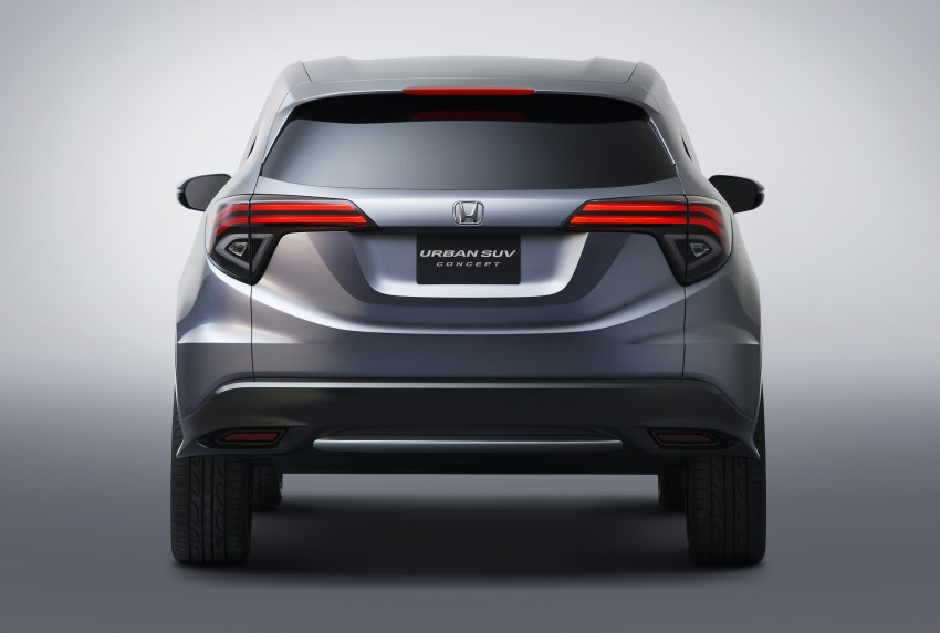 Honda Urban SUV Concept previews Jazz-based SUV Image #149746