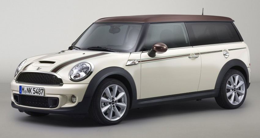 MINI introduces Hyde Park and Green Park design themes Image #101490