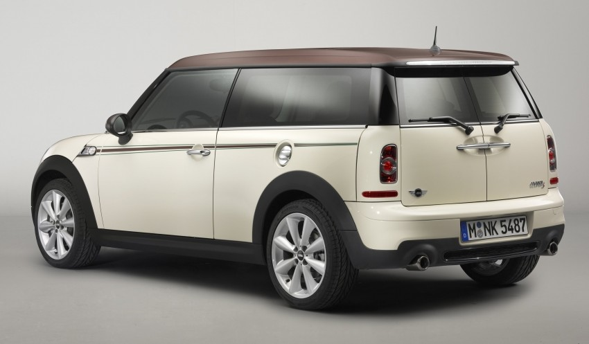 MINI introduces Hyde Park and Green Park design themes Image #101486