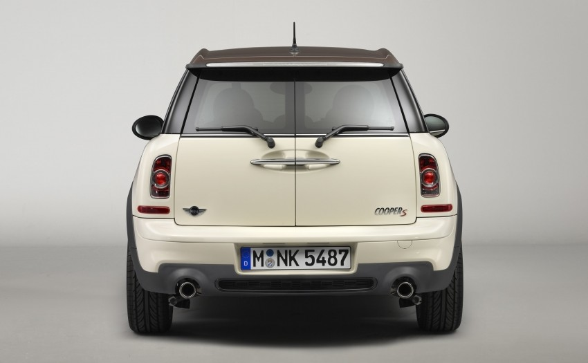 MINI introduces Hyde Park and Green Park design themes Image #101487