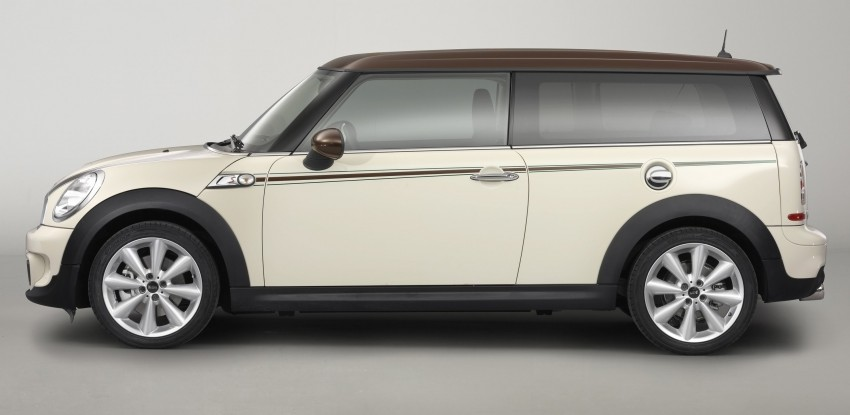 MINI introduces Hyde Park and Green Park design themes Image #101489