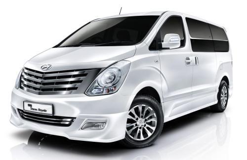 2011 Hyundai Grand Starex Royale More Kit And Plush