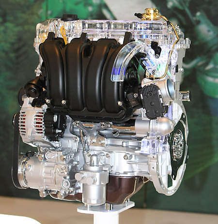 Kia cars to get GDI engines from 2010 onwards