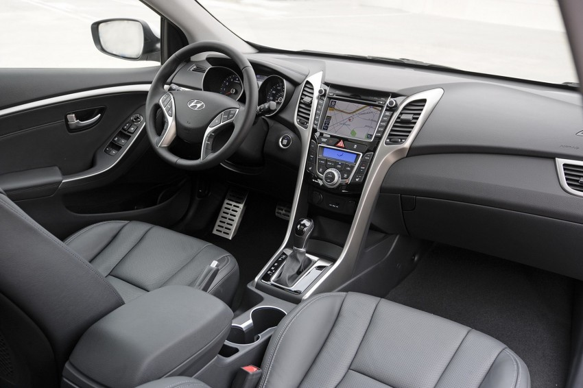 Hyundai i30 launched as the Elantra GT in the US market Image #86930
