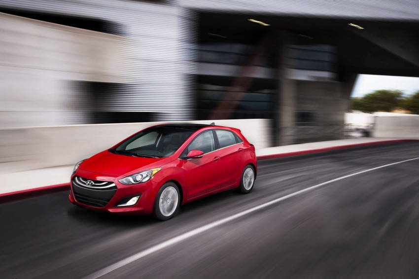 Hyundai i30 launched as the Elantra GT in the US market Image #86933