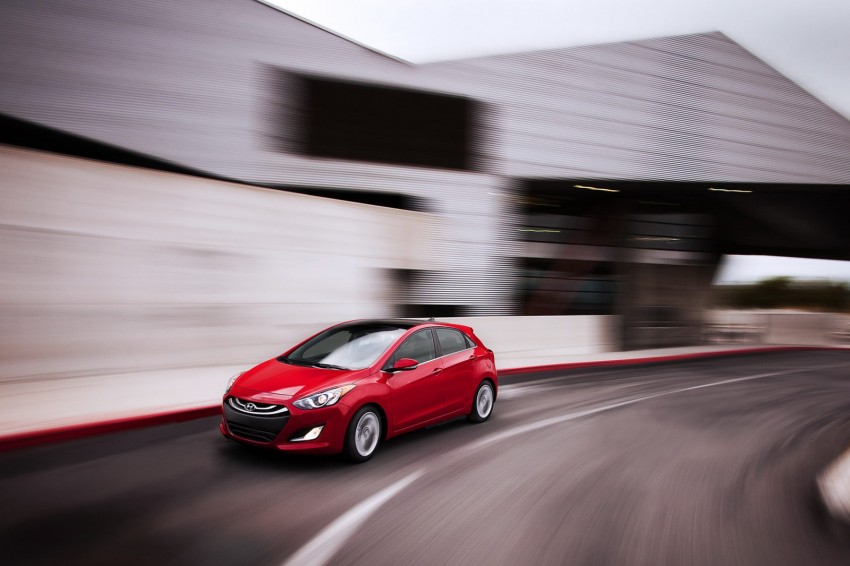 Hyundai i30 launched as the Elantra GT in the US market Image #86934