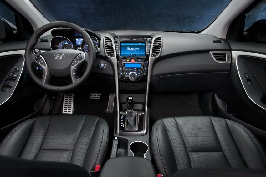 Hyundai i30 launched as the Elantra GT in the US market Image #86936