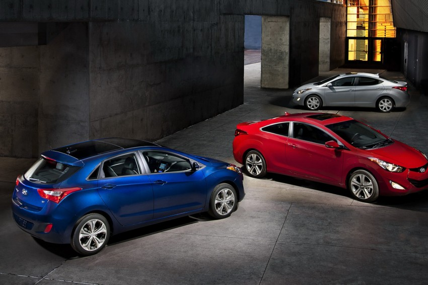 Hyundai i30 launched as the Elantra GT in the US market Image #86939