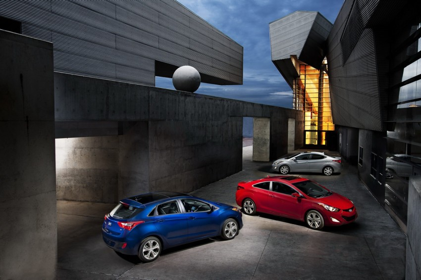 Hyundai i30 launched as the Elantra GT in the US market Image #86940