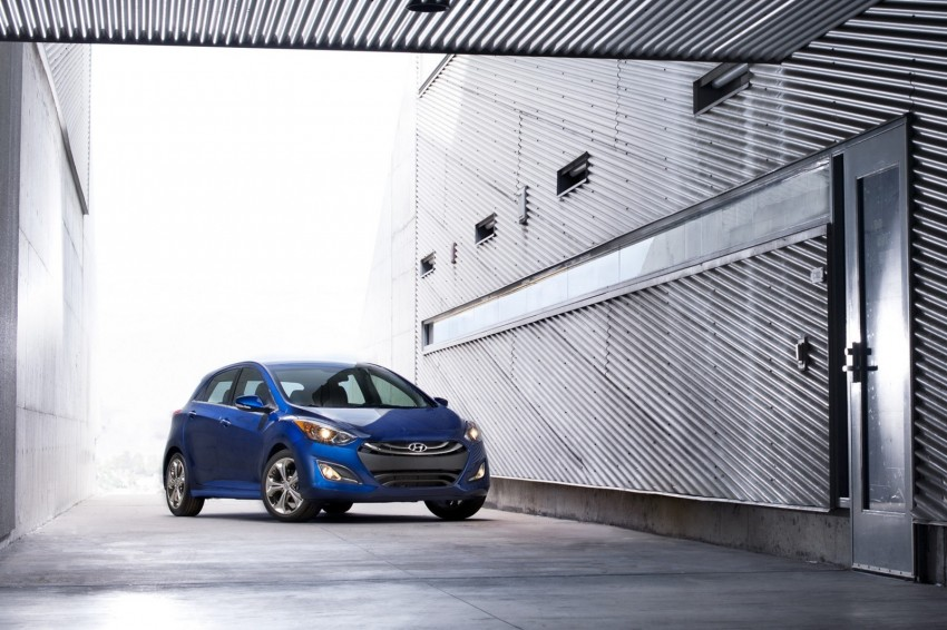 Hyundai i30 launched as the Elantra GT in the US market Image #86943