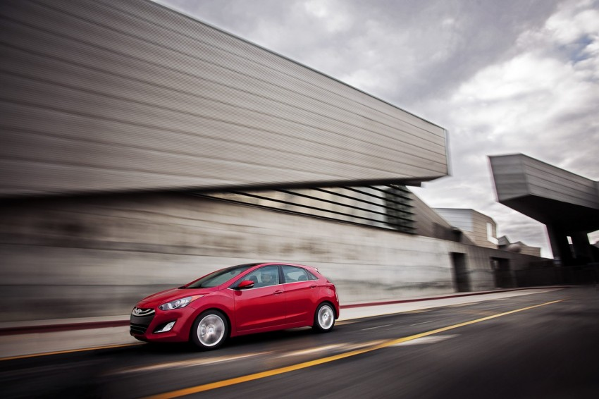 Hyundai i30 launched as the Elantra GT in the US market Image #86944