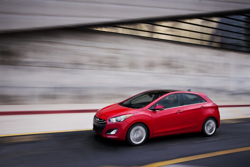 Hyundai i30 launched as the Elantra GT in the US market Image #86945