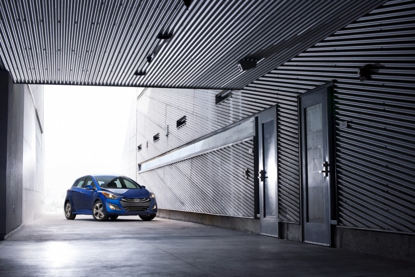 Hyundai i30 launched as the Elantra GT in the US market Image #86946