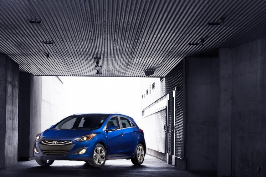 Hyundai i30 launched as the Elantra GT in the US market Image #86947