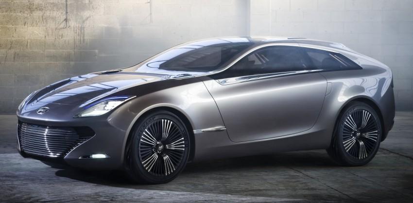 Geneva preview: Hyundai i-oniq range-extender concept Image #91106