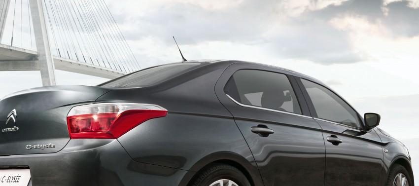 Citroën C-Elysée – a car for international markets Image #113755