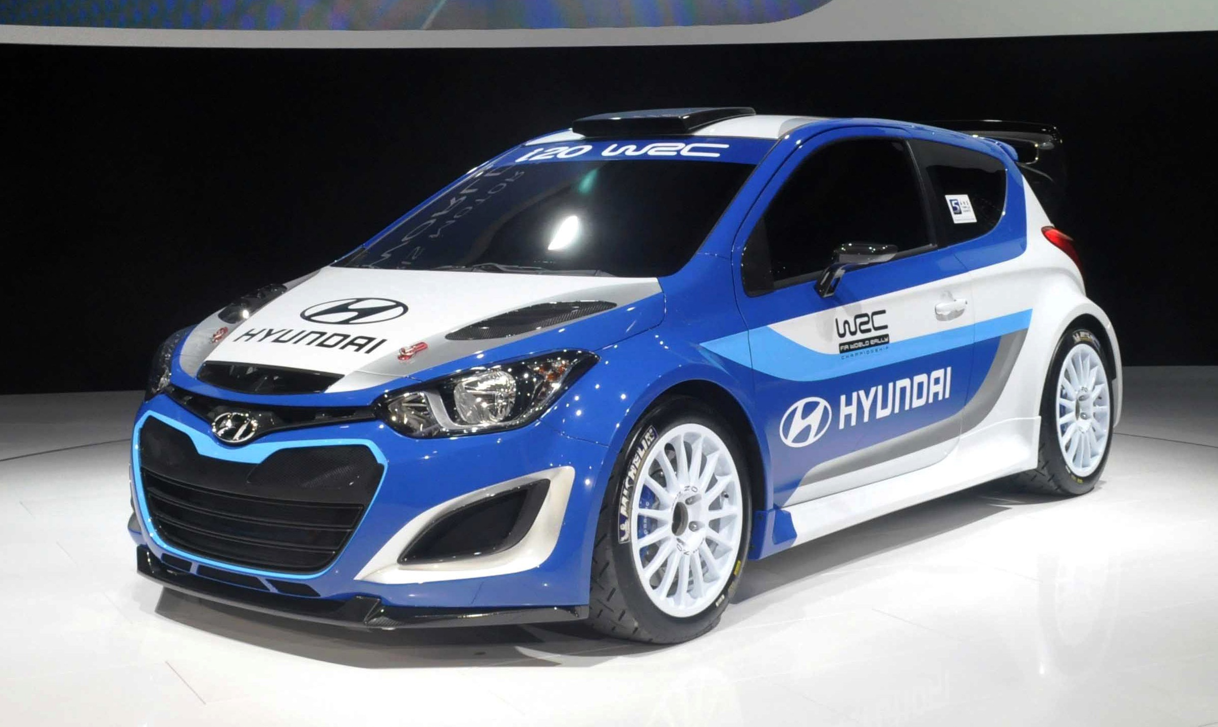 Hyundai I20 Wrc The Return To Rallying In 2013 Image 134479