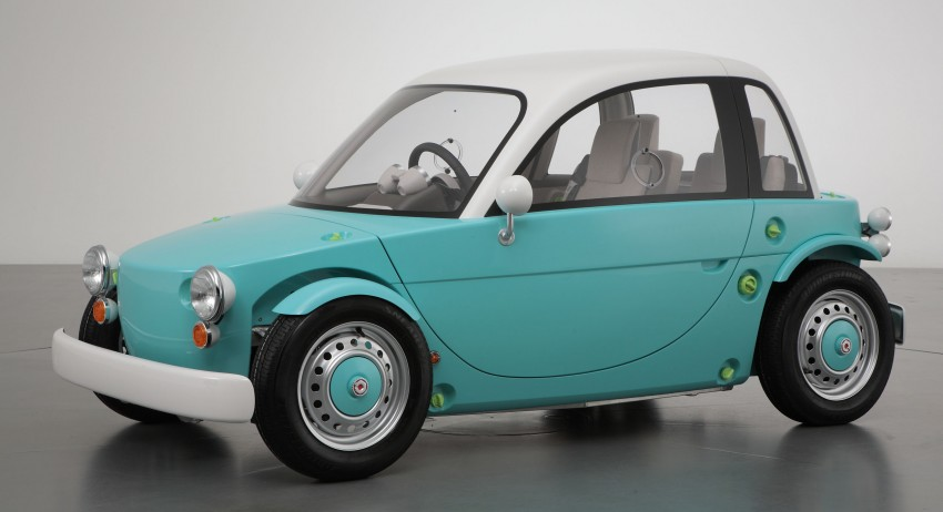 Toyota debuts concept at 2012 Tokyo Toy Show Image #112732
