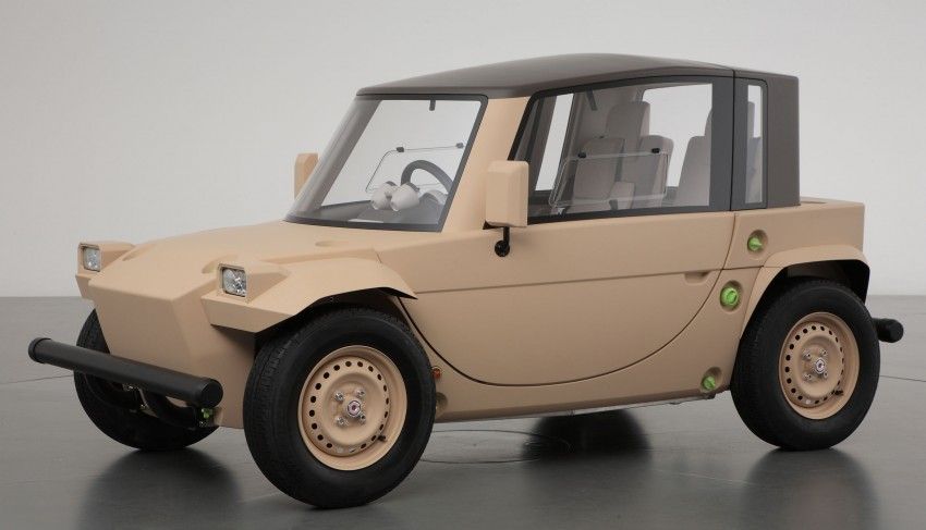 Toyota debuts concept at 2012 Tokyo Toy Show Image #112735