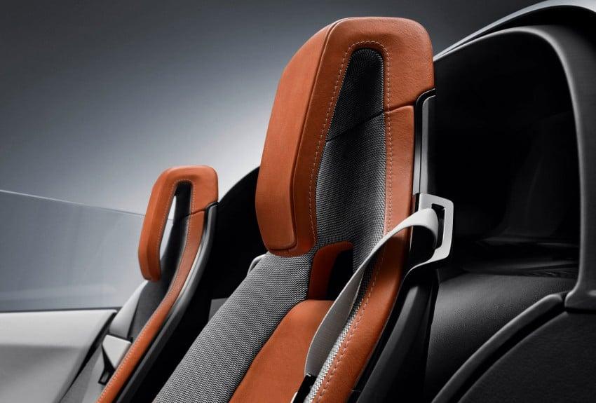 BMW i8 Spyder Concept – topless i8 set for Beijing debut Image #97028