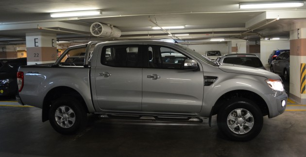 TESTED: Ford Ranger XLT 2 2 Manual driven in all jungles