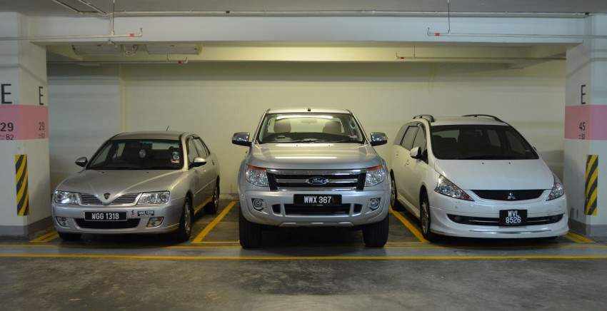 TESTED: Ford Ranger XLT 2.2 Manual driven in all jungles – the concrete one and the green-muddy one Image #117138